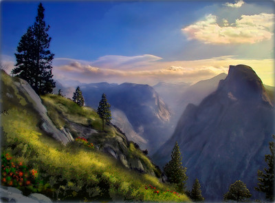 Yosemite Moods