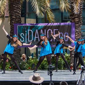 140427 Santana Row Performance