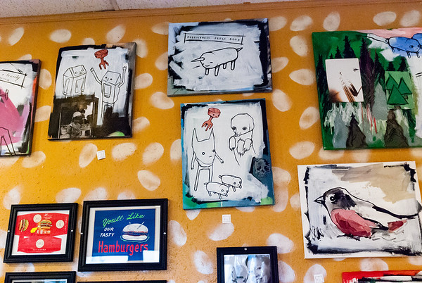 2013 Rat City Art City :: March