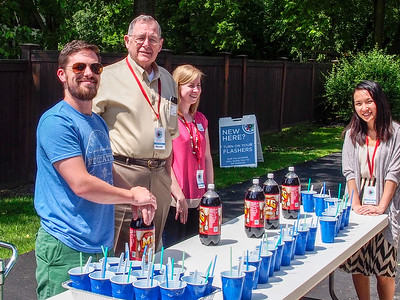 Grace Fellowship Root Beer Float Day