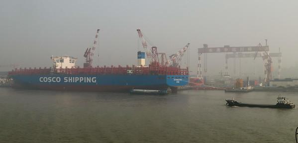 Yangtze River Ports and Shipping 2019