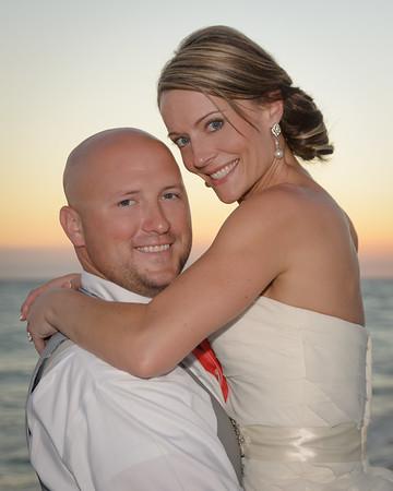 Erin & Nick - Frangista Beach