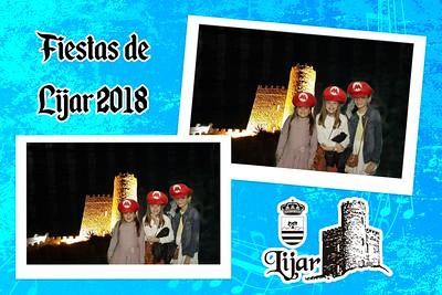 Fiestas Lijar 2018