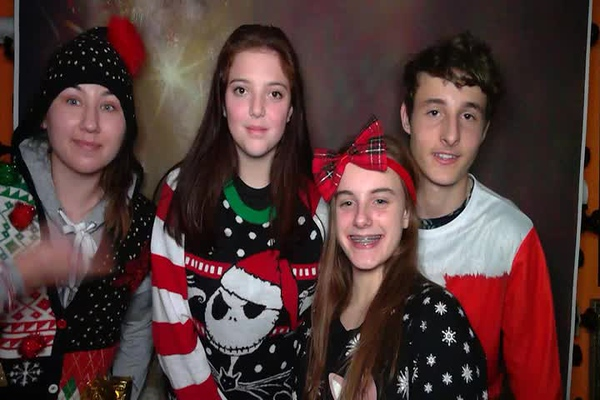 2018 Ugly Sweaters