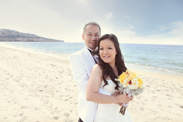 Terri + Kyle | Redondo Beach Wedding