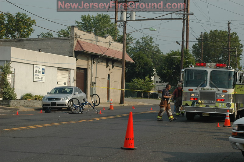 7-7-2010(Camden County)BROOKLAWN Broadway-New Jersey Ave- Fatal Ped M.V.A