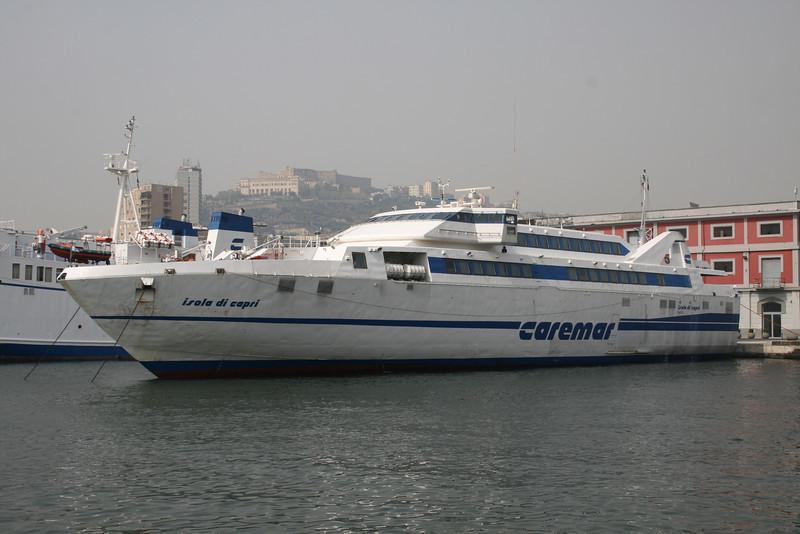 2008 - HSC ISOLA DI CAPRI in Napoli.
