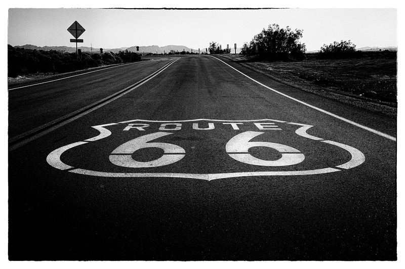 Route 66 bw image.jpg