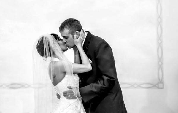 Stephanie and Troy Wedding