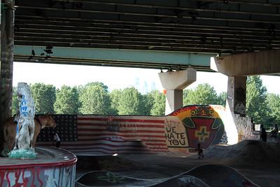 Photo Shoot at FDR Skate Park, Philadelphia PA