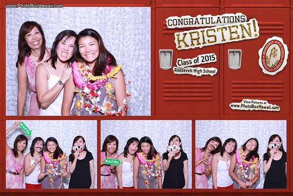 Kristen's Graduation Party