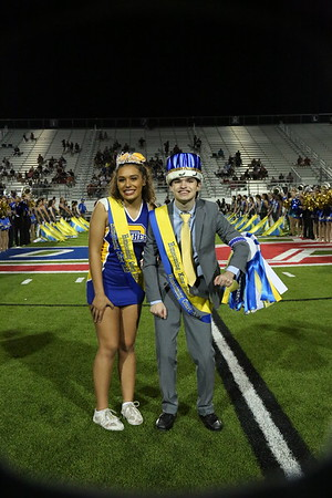 191003 Pflugerville Homecoming with Dance and Band