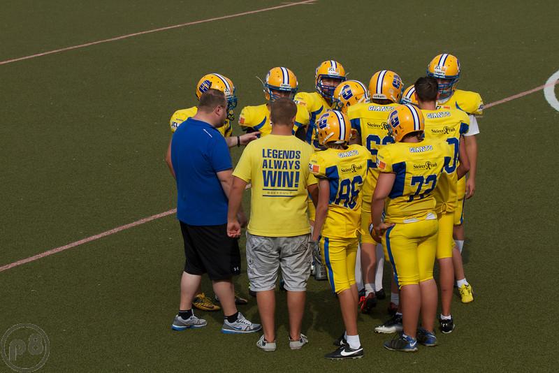 2013; AFBÖ; American Football; Graz Giants; Vienna Vikings; Youth; U15