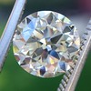 1.72ct Old European Cut Cut Diamond GIA L VS2 0