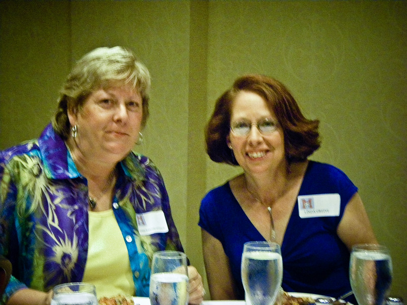 Debbie Rodgers Witherow, Linda Grieve