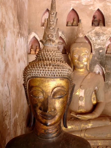 at Wat Si Saket, Vientiane