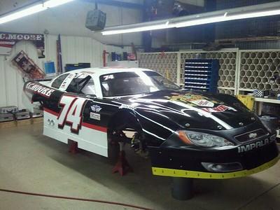 RC Moore Race Shop South 2-2-2011
