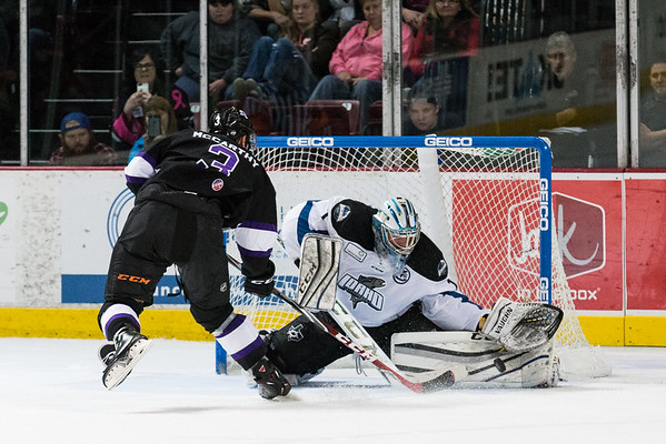 Idaho Steelheads vs Reading Royals - 10.28.2016