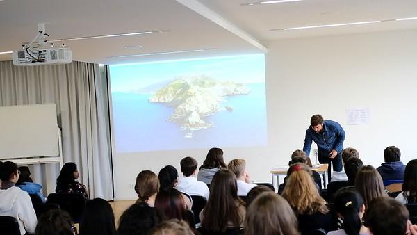 2020 Ocean Challenge Video - Hamburg School