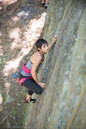 Hammond Pond Climbing 6/12/16