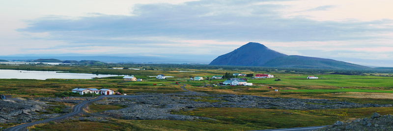 Myvatn Panorama