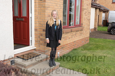 2021 First Day of High School