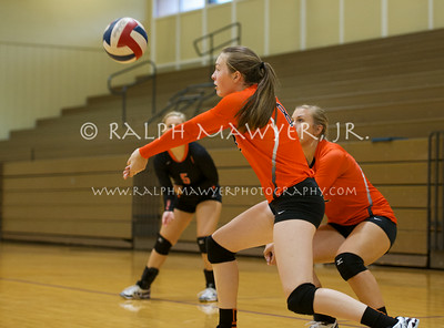 Volleyball - Blanco vs Llano (2014)