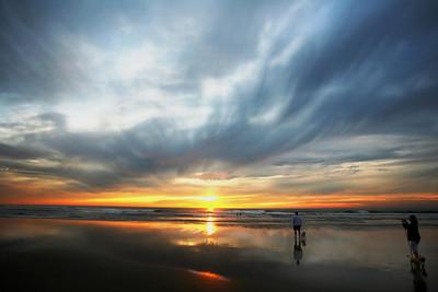 -13-   Леонид Пикус  , Солнечные фото ,  Sunset