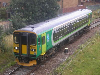 Bedford, 28 July 2009