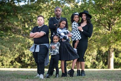 Bruce and Avis Family Session 2020
