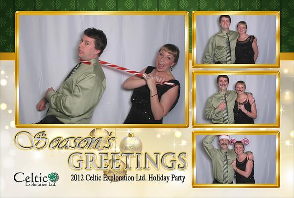 Celtic Exploration Ltd. - Holiday Party 2012