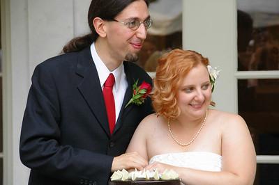 George and Traci's Wedding