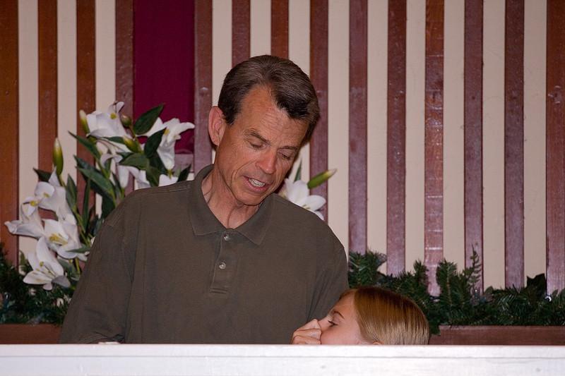 Hannah's Baptism
