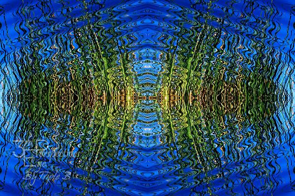 Psychedelic-Digital-Experimental Art