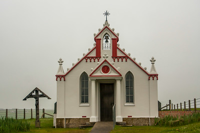 The Italian Chapel, Orkney Islands, Scotland