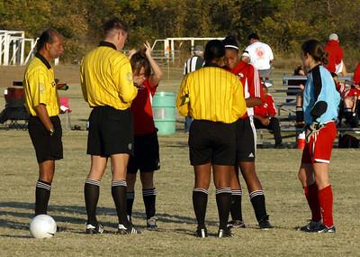 Dallas Texans Tournament v. ASG 11-19-05