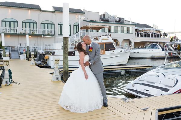 Samantha & Peter @ Pell Gardens and the Chesapeake Inn
