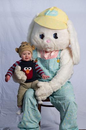 2015 Easter Bunny Portraits