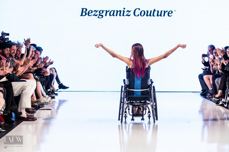 Bezgraniz Couture LAFW SS17