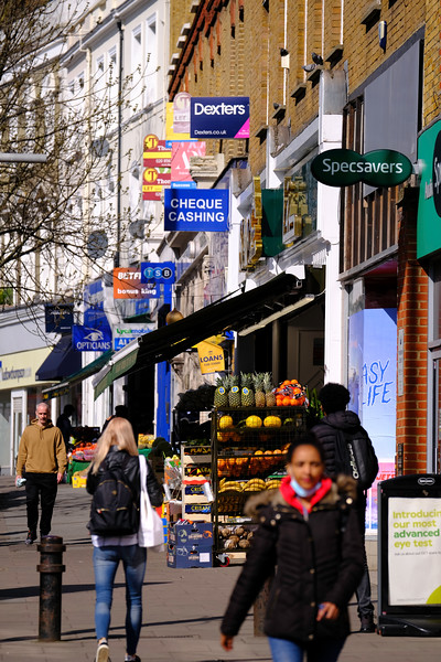 Shops, Acton, London, United Kingdom