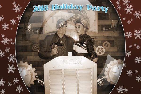 TrueCar Holiday Party 2018