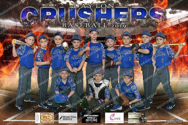 Crushers Baseball 2019