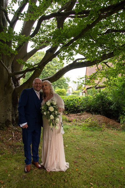 Linda & Michael Wedding
