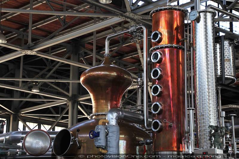 St. George Distillery in Alameda, CA