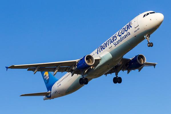 OY-VKB - Airbus A321-211