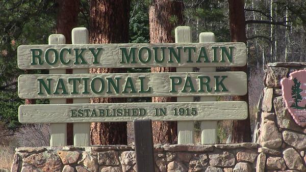 Rocky Mountain National Park, Denver, Tue., Oct. 25, 2016