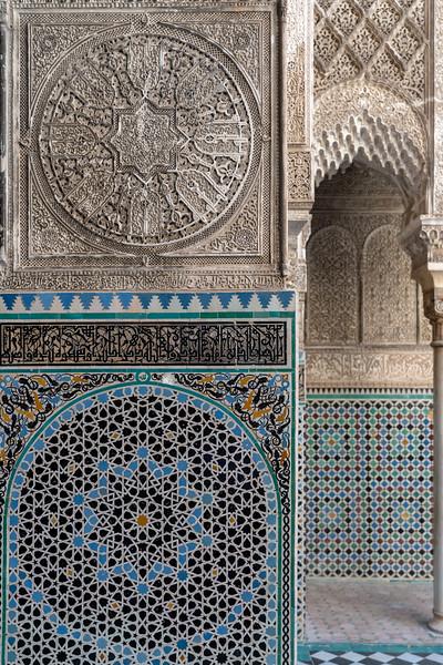 Al-Attarine Madrasa in Fes