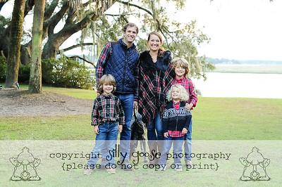 Berglind Family 2020