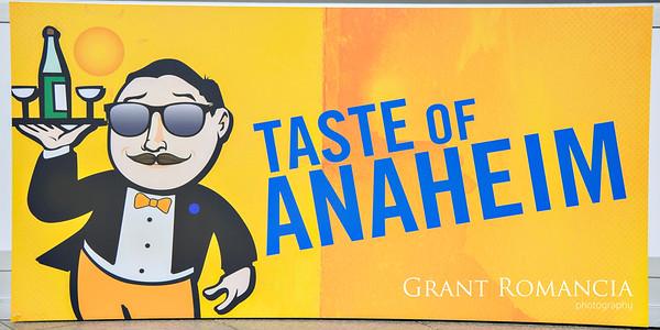 Taste Of Anaheim 2019