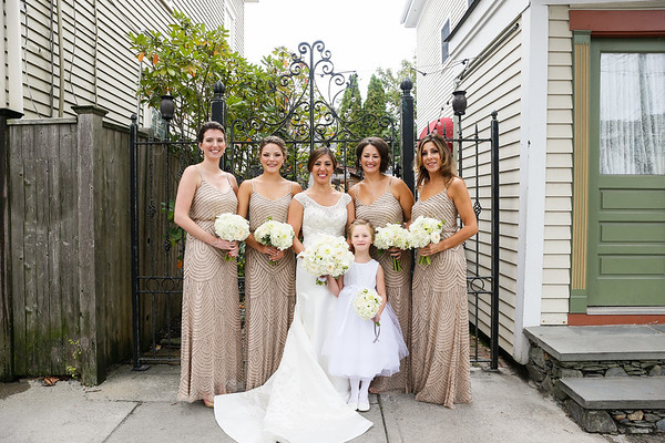 Ashley & Kevin's Beautiful Newport Wedding